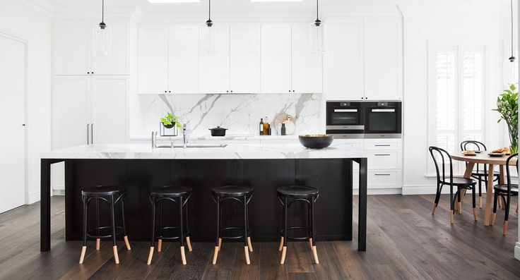 Creative spaces and functional furnishings are the order of the day in our stunning kitchen design special | Home Beautiful Magazine Australia