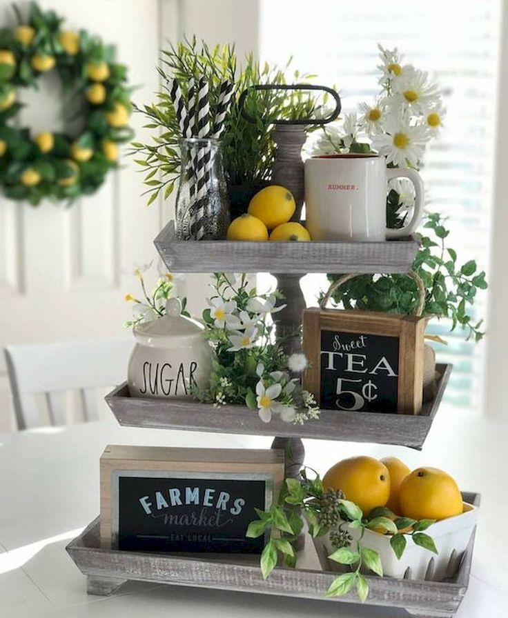 40 Favorite Farmhouse Summer Decor Ideas