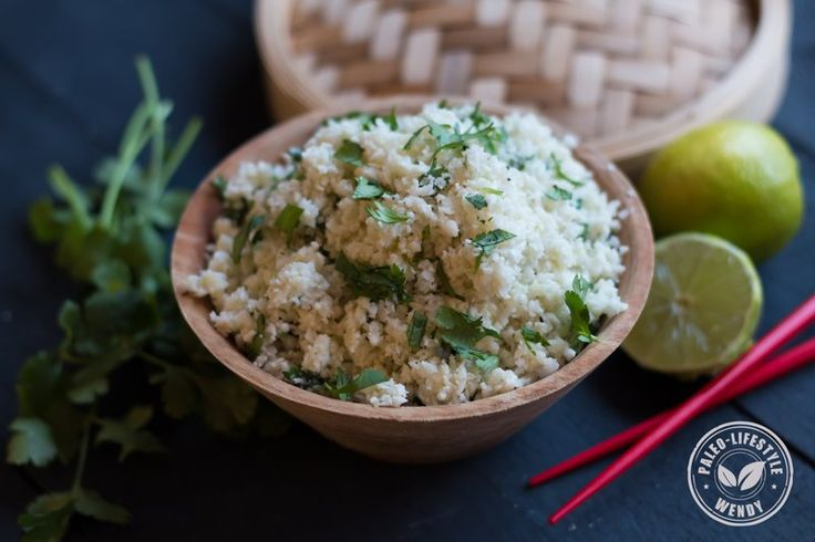 Koriander limoen rijst