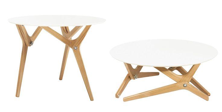 Table design Archimède par Boulon Blanc