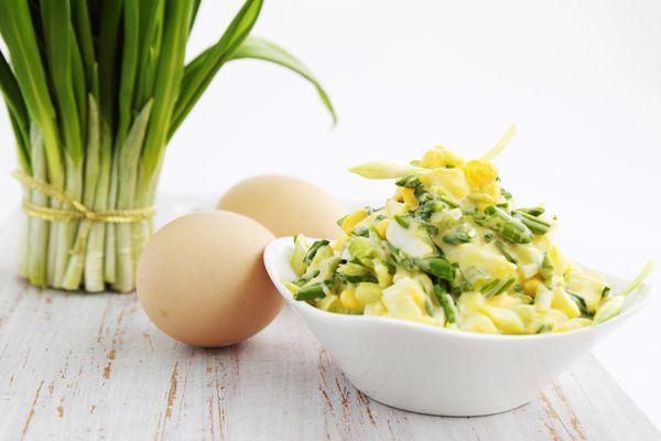 Салат из черемши от Аллы Ковальчук   Любимые рецепты