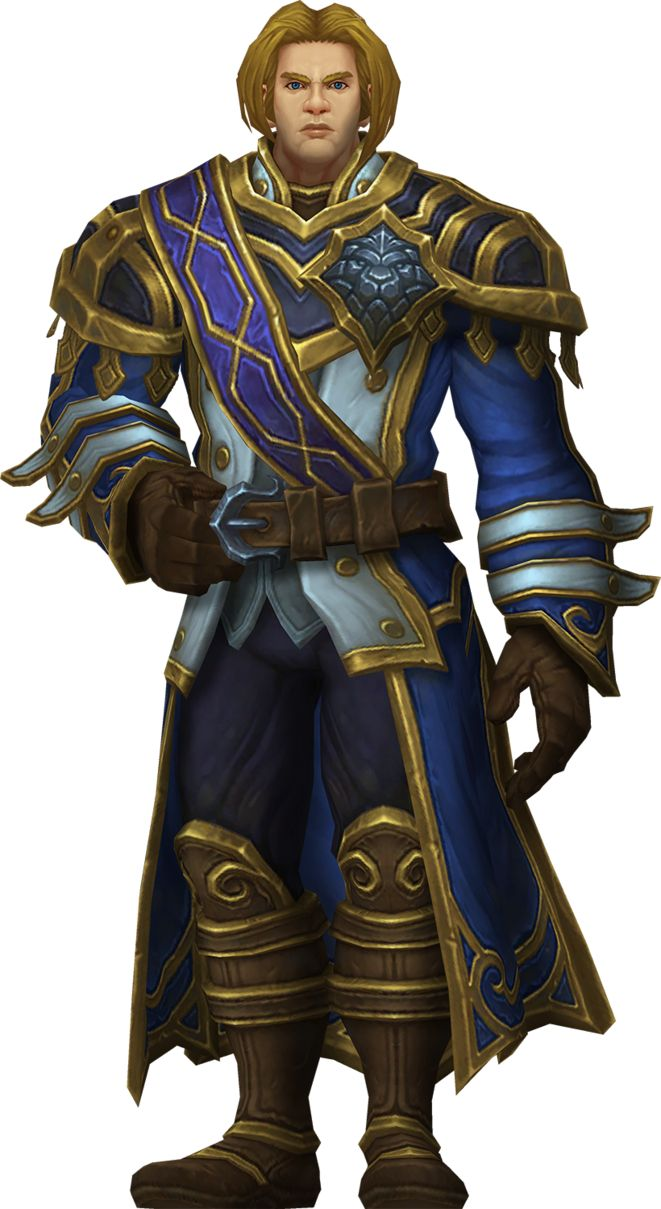 Anduin Wrynn, Prince of Stormwind #Daerone