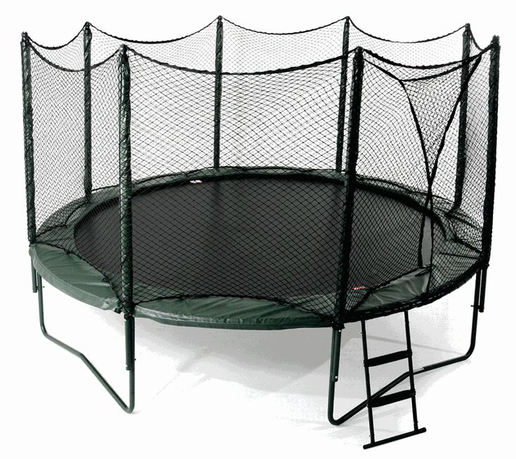 Bouncepro 14ft Trampoline With Spinner Flash Litez: 17+ Best Images About Best Round Trampolines On Pinterest