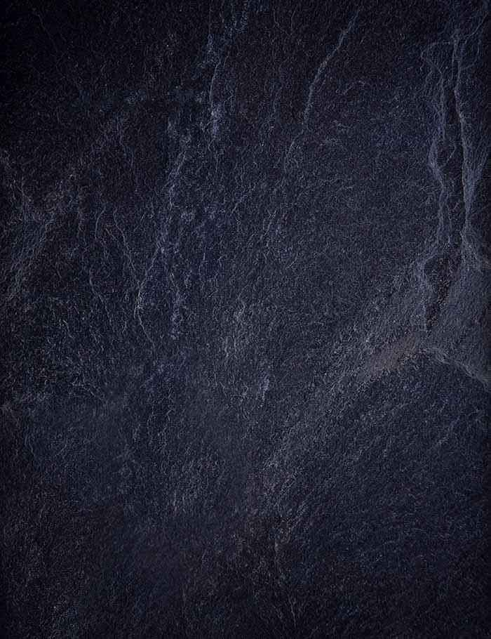 Dark Grey Black Slate Mable Texture Photography Backdrop J