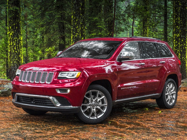 Exposed: 2014 Jeep Grand Cherokee