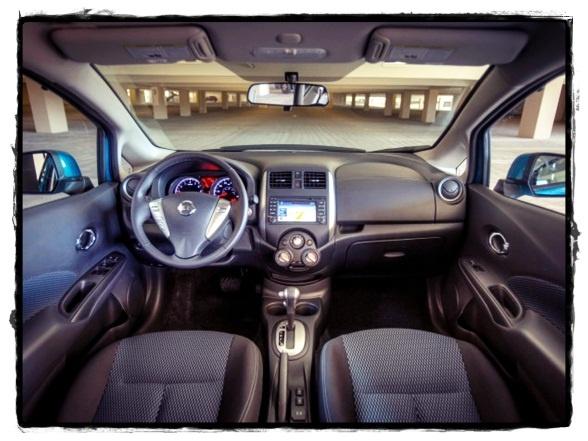 2014 Nissan Versa Specs 2014 Nissan Versa Interior – Automobile Magazine