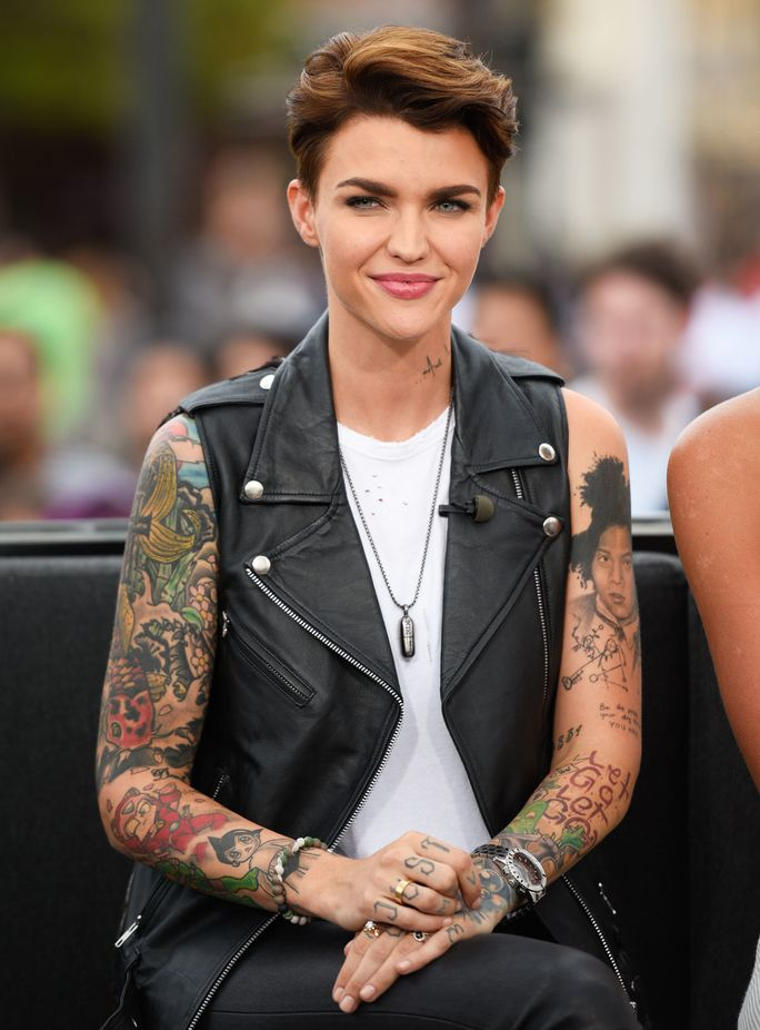 11 Celebrities Who Are Completely Obsessed With Tattoos | from InStyle.com