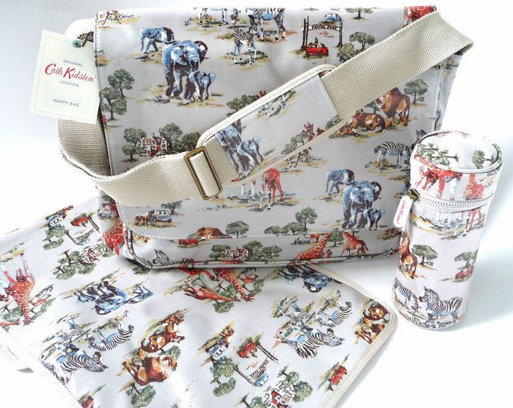 CATH KIDSTON Baby Nappy Changing
