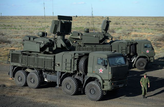 Brazil to Send Inquiry About Russian Pantsir-S1 Missile Systems' Purchase