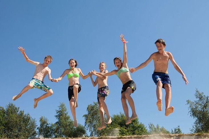 Beleef een vakantie met het hele gezin met kinderen tot 17 jaar op de camping
