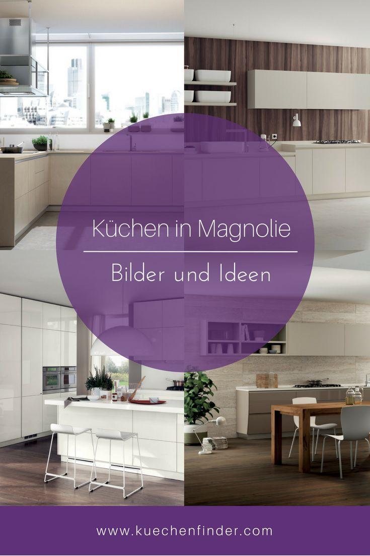 Küchenfarbe, Weiß, Hell, Magnolia, Beige, Creme, Küche, Modern,