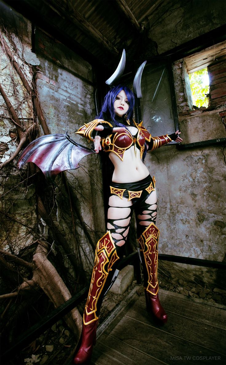 queen of pain cosplay ti4 - photo #24