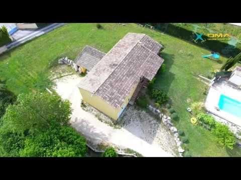 Villa Peynier - Valorisation Immobilière par Drone - YouTube