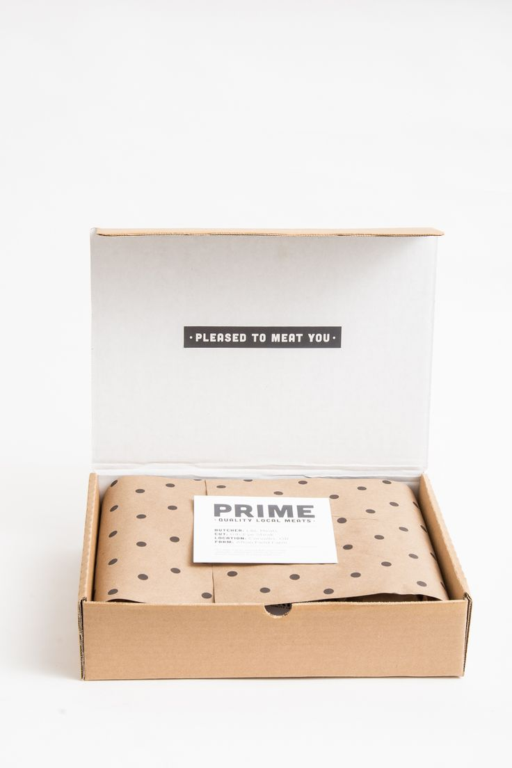 Prime   Meat Packaging
