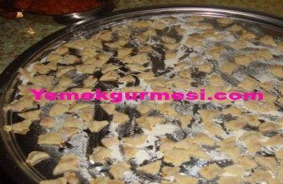 PATATESLİ MANTI | Yemekgurmesi