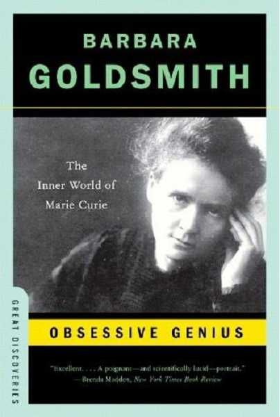 Discover the power of Marie Curie,  by Rebecca Mayer