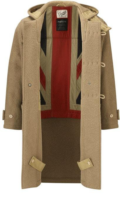 Gloverall Monty duffle coat
