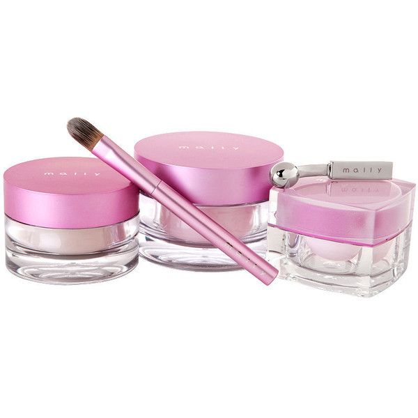 Mally Beauty Before You Makeup Trio 1 kit (6990 RSD) ❤ liked on Polyvore featuring beauty products, makeup, mally beauty products, mally cosmetics and mally makeup