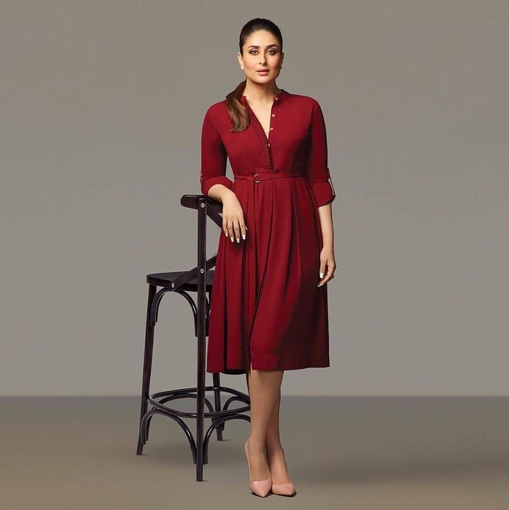 Kareena Kapoor photoshoot for AND Autumn collection 2017
