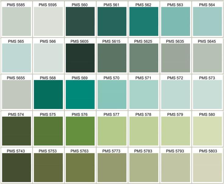 Best Pantone Images On   Color Palettes Color
