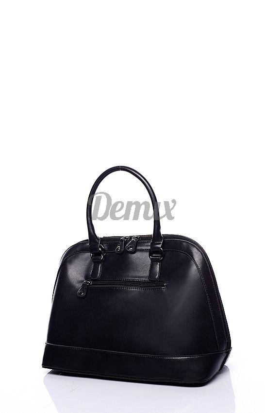 Originální stylová černá kabelka David Jones #kabelka #dárky #Vánoce2016 #DavidJones #móda