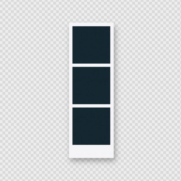 Trojnaya Fotoramka Polaroid Em 2020 Moldura Polaroid Molduras