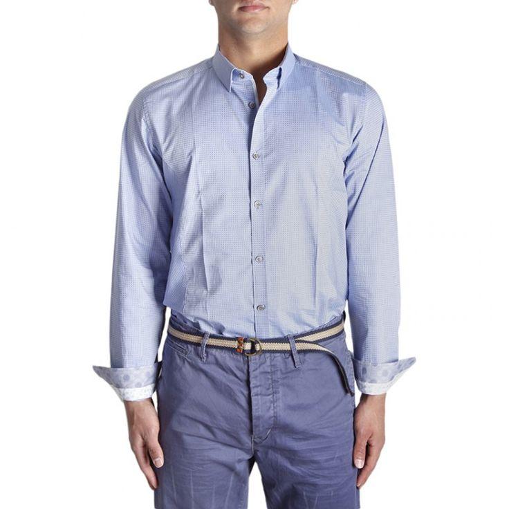 john-andy.com   Ted Baker CARNIVL πουά πουκάμισο