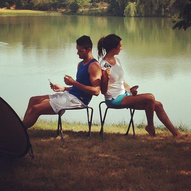 Dis, tu boudes ? #trigano #camping