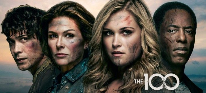 The 100  Finally, here's a new character poster—you can find more at the link.
