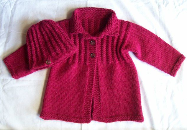 bambini-hat-and-coat by SandraD_knitter, via Flickr