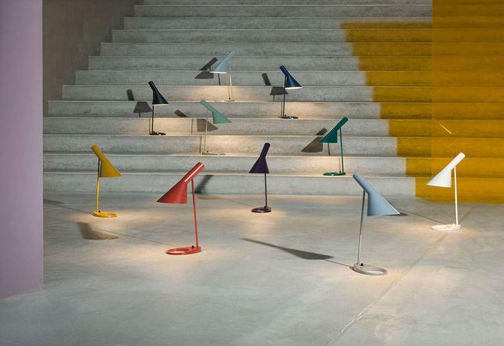 4 lampade da terra e da tavolo in stile nordico - Elle Decor Italia