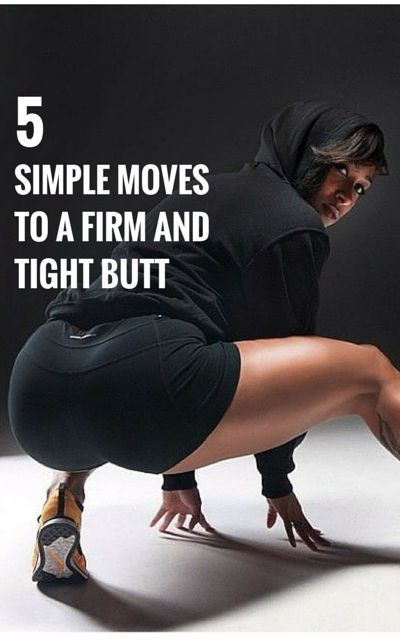 5 Simple Moves For A Firm And Tight Butt | Tummy Fitness