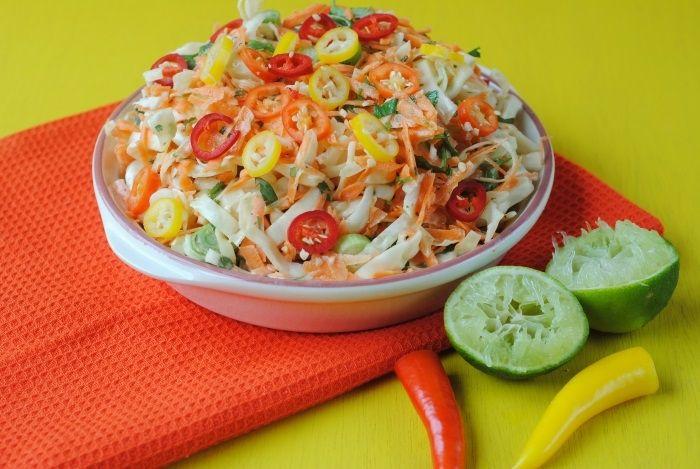 Mexican Coleslaw