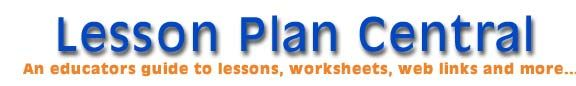 Free Lesson Plans, Webquests, Worksheets,  Student Links and Clipart