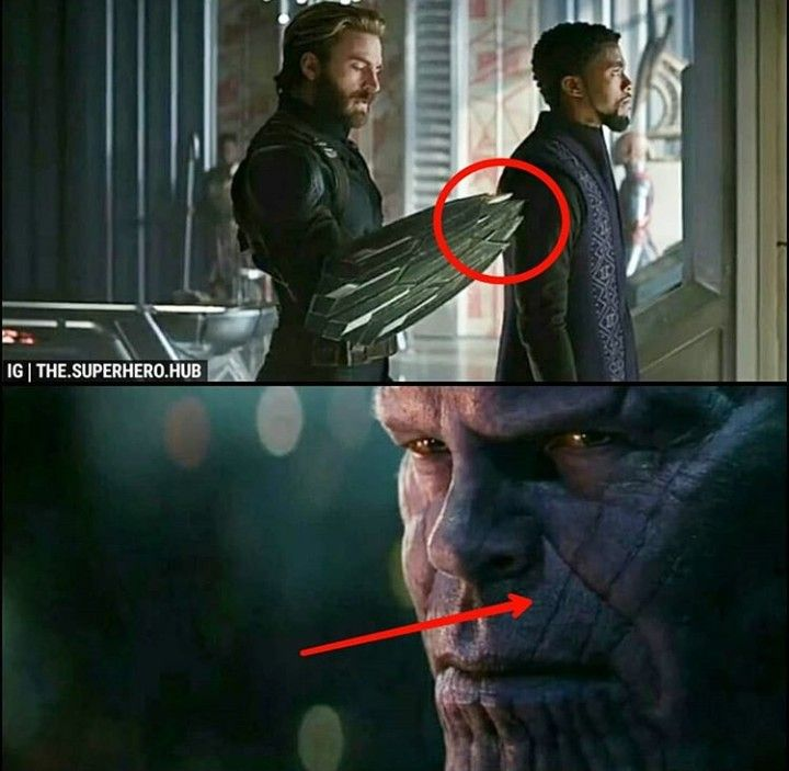 Wayyyyyyy better than Wolverine coming out of nowhere and scratching Thanos' face like a lot of people think.