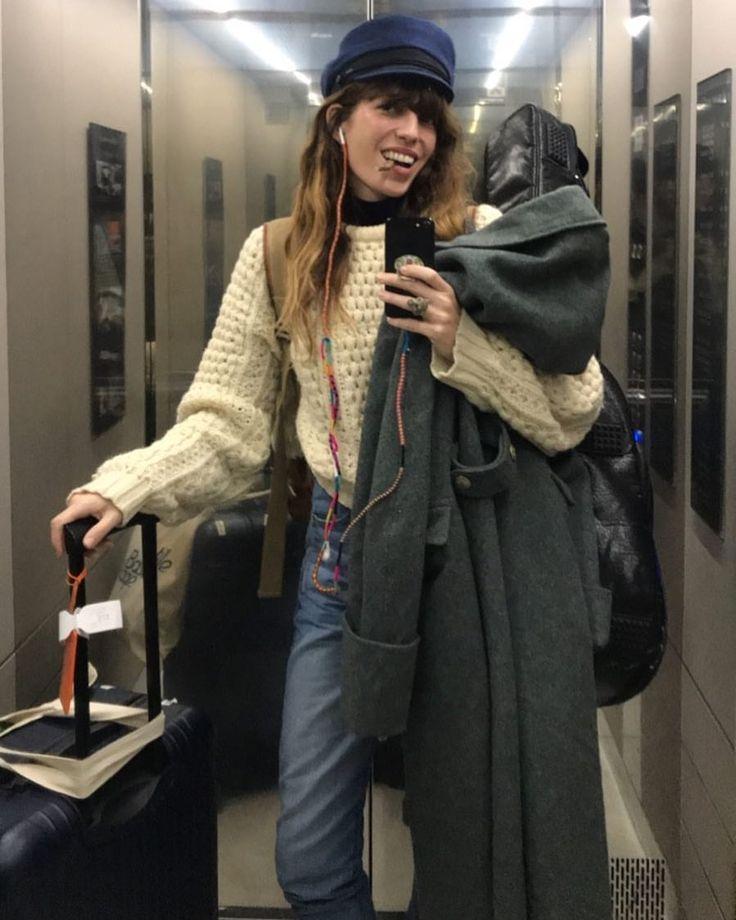 """3,451 Likes, 26 Comments - Lou Doillon ☕ (@loudoillon) on Instagram: """"Always on the move ! Merci @tnb_rennes pour cette merveilleuse semaine ! L'image de Beckett c'est…"""""""