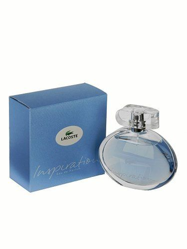 Lacoste Inspiration By Lacoste For Women. Eau De Parfum Spray 2.5 oz by Lacoste. $49.98. Packaging for this product may vary from that shown in the image above. This item is not for sale in Catalina Island. Launched by the design house of Lacoste.Whenapplyingany fragrance please consider that there are several factors which can affect the natural smell of your skin and, in turn, the way a scent smells on you. For instance, your mood, stress level, age, body chemistry,d...