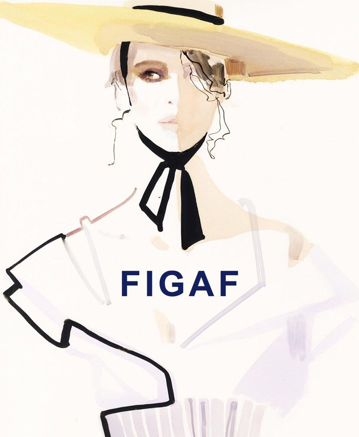 @fashionillustrationgallery presents FIGAF Edition 2. Open 30th June - 2nd July 2017 @theshopatbluebird Delighted to be showing alongside some of the most engaging and original talents in fashion illustration. Come over!