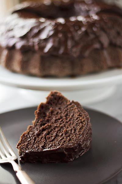 Chocolate cakes, Cream cake and Gluten on Pinterest