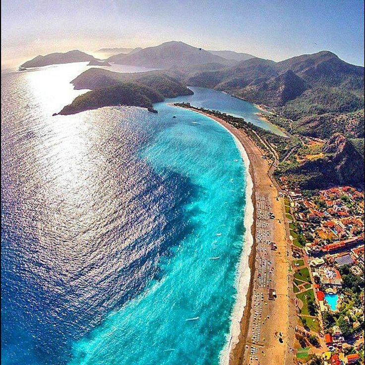 #Oludeniz Blue Lagoon