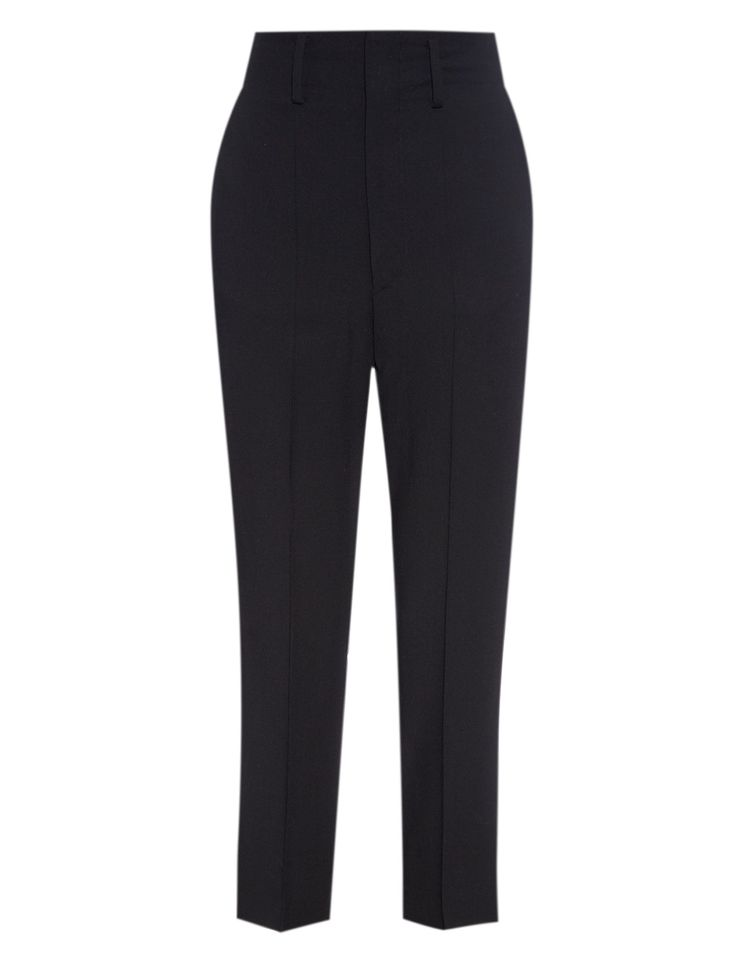 Kanuka high-waisted cigarette trousers | Isabel Marant Étoile | MATCHESFASHION.COM UK