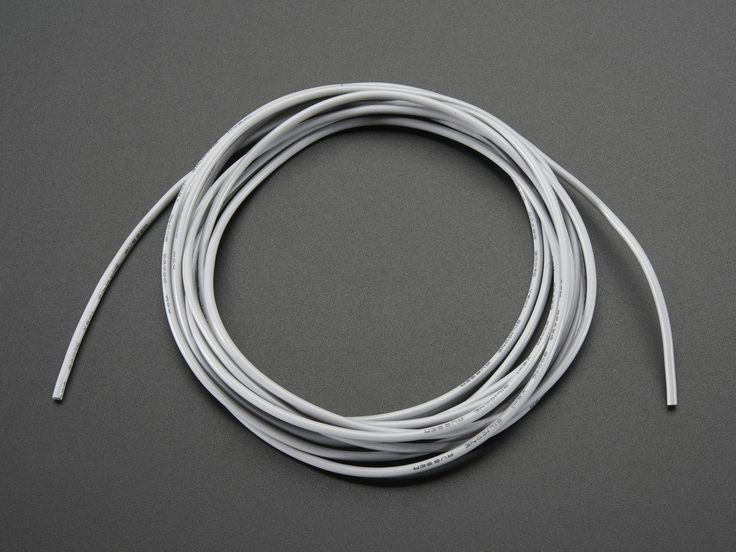 Wire Products On Grey