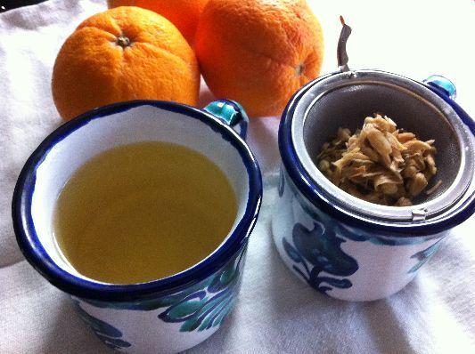 Orange blossom tea - Free in Spain!: Andalucian Blossoms, Teas Time, Orange Blossoms, Teas Tè, Čaj Teas, Orange Trees, Blossoms Teas