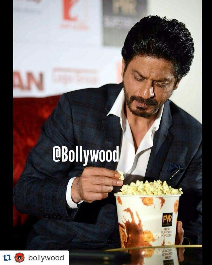 #Repost @bollywood  SRK for Fan movie promotions at PVR in Noida. @BOLLYWOOD    . . #Instabollywood #instantbollywood #bollywood #india #indian #desi #mumbai #delhi #noida #gurgaon #bangalore #benguluru #jaipur #ahemdabad #surat #pune #indore #bollywoodstyle #bollywoodfashion #indianstyle #indianfashion #srk #shahrukhkhan #kingkhan @BOLLYWOODREPORT  . For more follow #BollywoodScope and visit http://bit.ly/1pb34Kz