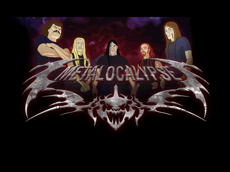 47 best die for dethklok images on pinterest metalocalypse heavy metal and heavy metal music. Black Bedroom Furniture Sets. Home Design Ideas