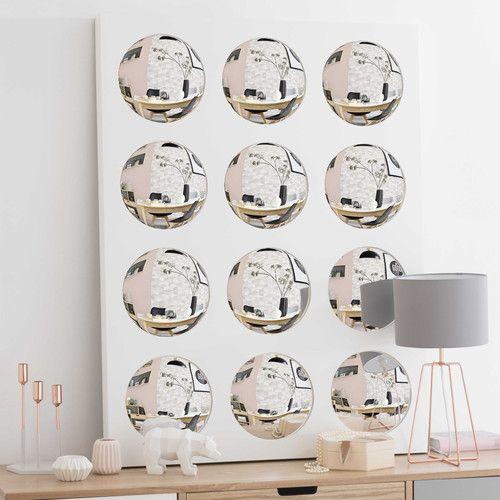 Miroir Bois Flotte Blanc : Miroir En Bois op Pinterest – Miroir Mural, Miroir Moderne en Spiegels