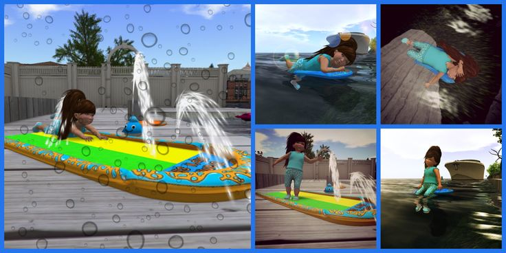 I absolutely enjoy being able to play outside with water, even if it is just with the hose. Recently I gained some new water toys while attending The Play Room event. I was surprised to see that I ...