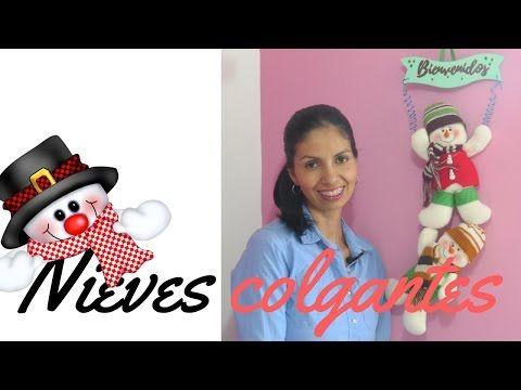 NIEVE BIENVENIDO A CASA  ARTE JESICA - YouTube