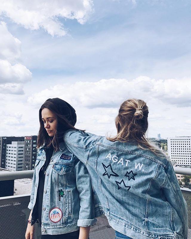 Spersonalizowaliście już swoje denimowe ubrania z Levi'sa? Jeśli nie to koniecznie wybierzcie się w ten weekend na Nocny Market Ekipa Levi's Tailor Shop i Robert Kuta czekają na was do niedzieli #levis #denim #jeans #ellepl #jackets #fashion @levis_poland  via ELLE POLAND MAGAZINE OFFICIAL INSTAGRAM - Fashion Campaigns  Haute Couture  Advertising  Editorial Photography  Magazine Cover Designs  Supermodels  Runway Models