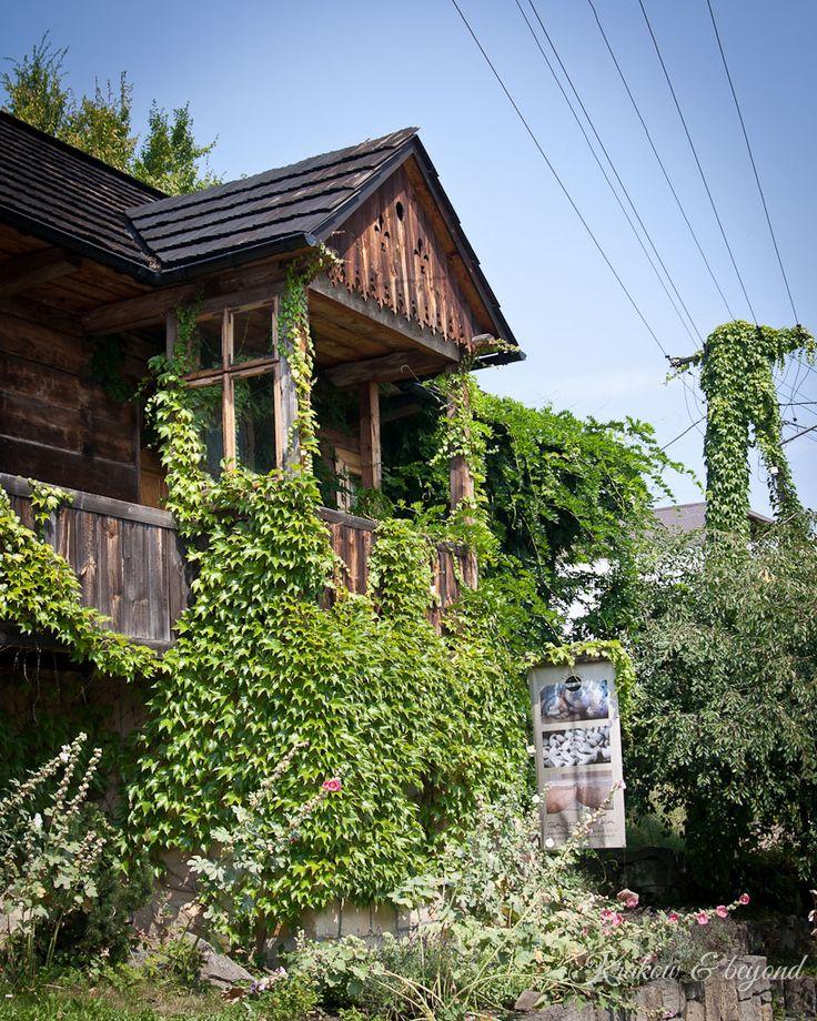 The cutest little town in Poland - Lanckorona, not that far from Krakow
